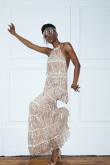 Funmi Olagunju by Ian Wallman - Makeup by Yoyo Campbell - Wardrobe by Tuncer Tonun